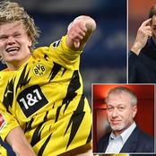 Roman Abramovich finally gives Thomas Tuchel the green light to sign Erling Haaland