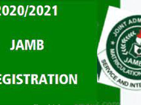 How to register for JAMB 2021, See the step by step guide and other requirements