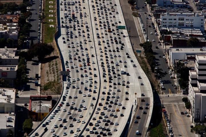 All You Need To Know About The Population And Traffic Congestion In Los Angeles