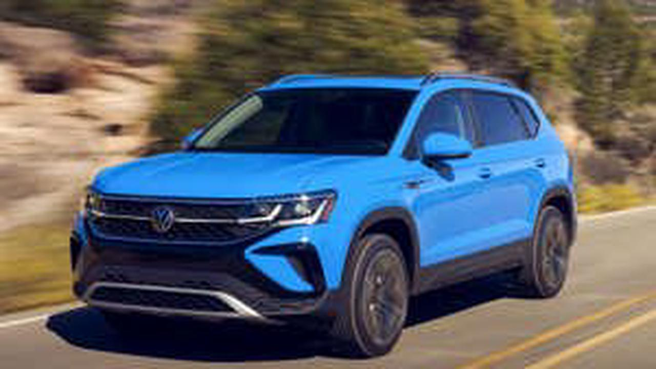 2022 Volkswagen Taos: First Drive Review