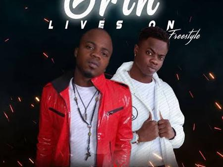See photos of Dagrin's younger brother Trod