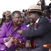 Atwoli Sends a Bold Message to Leaders Planning to Gang Up Against Raila Odinga