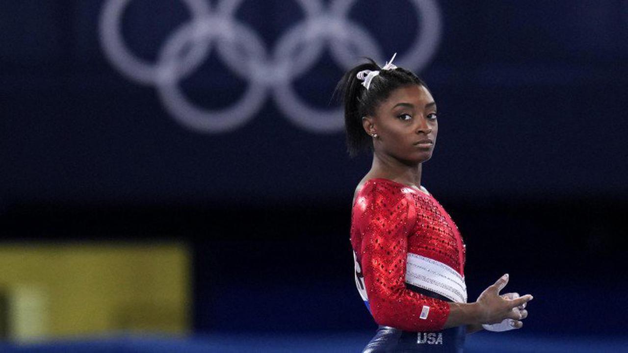 Olympische Spiele - Biles nimmt am Schwebebalken-Finale teil