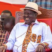 Governor Causes Laughter at Funeral as He Struggles to Pronounce This Name, Speaks About Raila