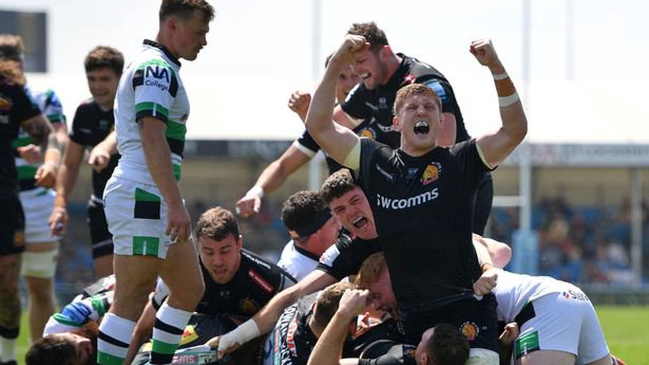 How to watch Exeter Chiefs v Sale Sharks live on TV