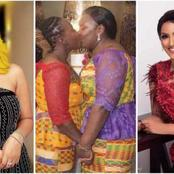 Juliet Ibrahim takes steps to uncover Ghanaian 'huge men' who are gay over conclusion of LGBTQIA