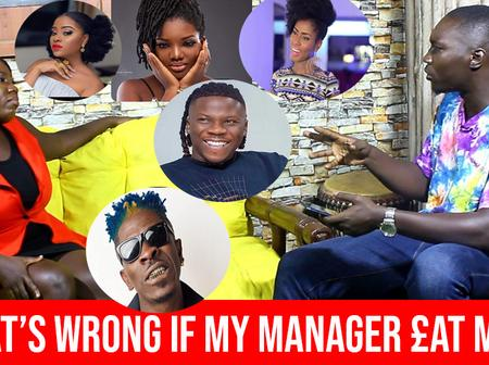 If My Manager is my Taste I will 'Eat' Him - Immaculate Songz
