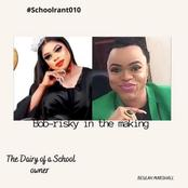 School Owner Raises Alarm Over A Gay Student In Her School Who Behaves Just Like Bobrisky.