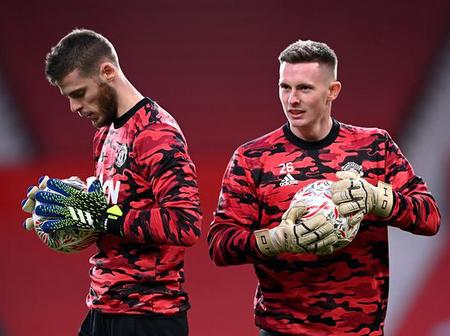 David de Gea to leave Man Utd with 'pay off' as Dean Henderson acquires No 1 pullover