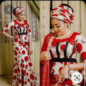 50 Fabulous And Uncommon Ankara Outfits For Married And Single Ladies