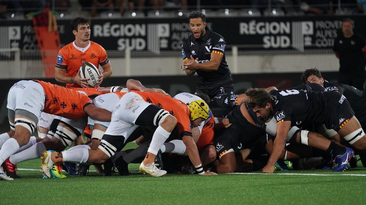 RC Narbonnais : les chiffres clés du succès à Provence Rugby (15-18)