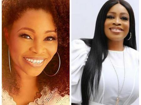 Tope Alabi Celebrates Sinach On Her Birthday
