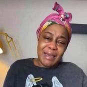 Emmanuelle Keïta fond en larme devant ses abonnés