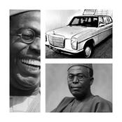 Obafemi Awolowo Would Have Been 112 Today, See The Car He Used For His Presidential Campaigns