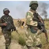 Nigerian troops raid terrorists' hideouts, eliminate 5 in Borno