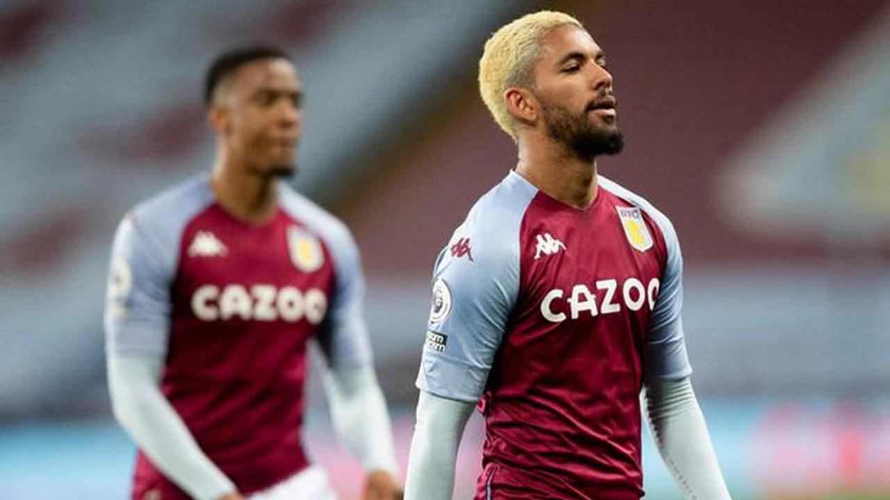 Douglas hits back after Man United mistake with passionate Villa outry