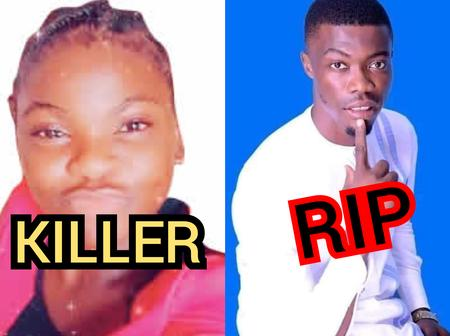 17-Year-Old Girl Who Burnt Her Boyfriend To Death Reveals Why She Did It (details)