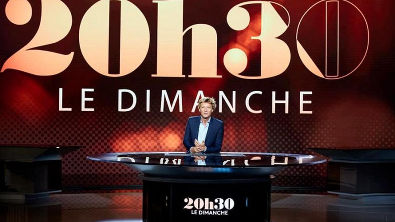 """""""20h30, le dimanche"""" : les invités de Laurent Delahousse, ce 9 mai sur France 2"""