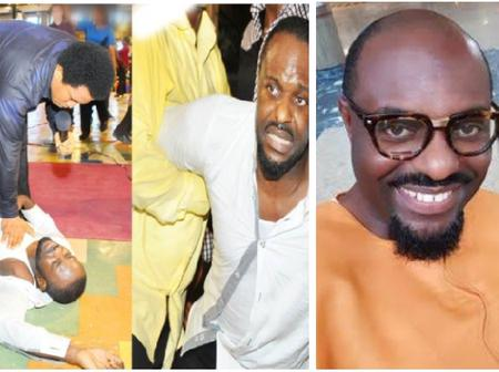 Seven Years After his Deliverance session at the Synagogue Church, See what Jim Iyke looks like now