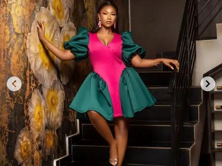 Tacha is indeed a fashion goddess, Check out the 3 adorable photos she shared that proves that