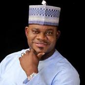 """If Not For Me, Nigeria Would Have Experienced Another Civil War"" — Governor Alhaji Yahaya Bello"
