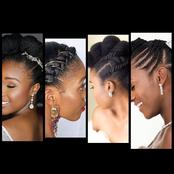 20 bridal hairstyles you can make with your natural hair