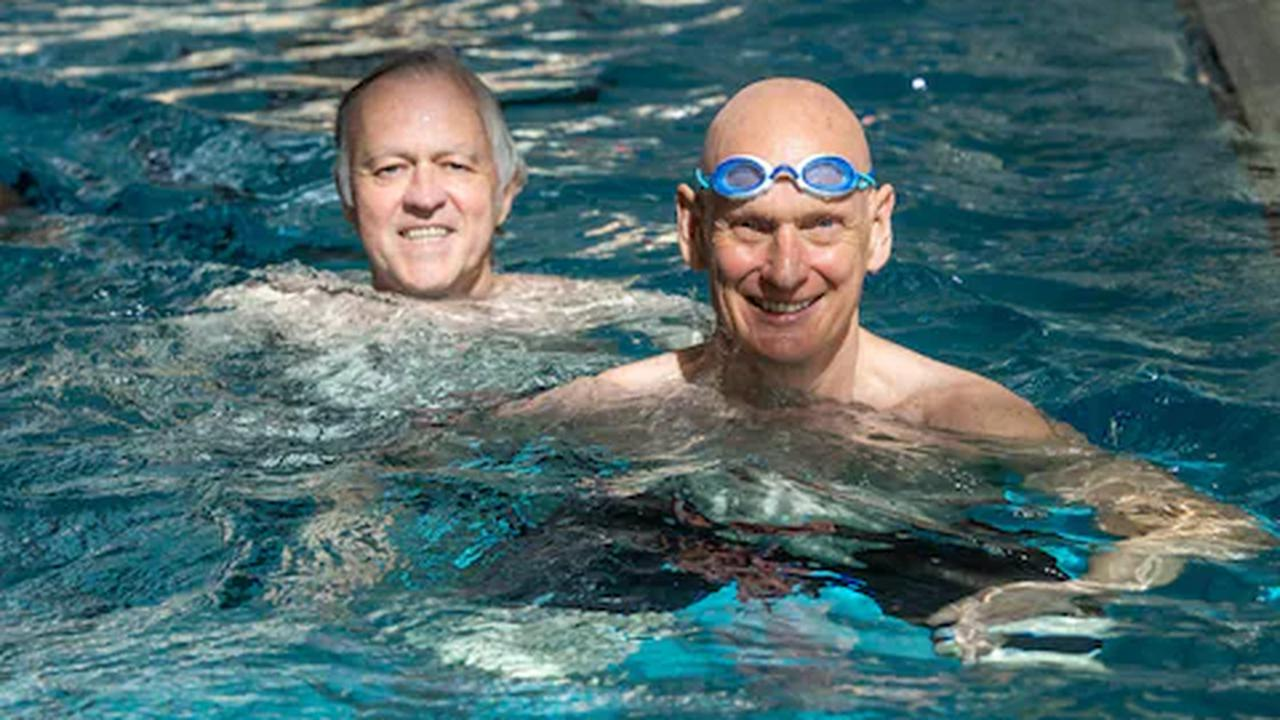 Diving back into a swimming pool felt fantastic – and more vital than ever