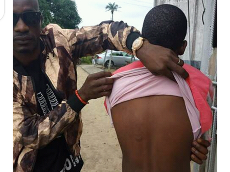 Police Arrest Couple For Allegedly Torturing 13-Year-Old Girl In Delta