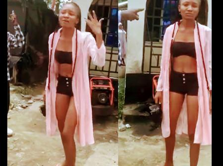 After this pastor humiliated her for wearing this dress, checkout what he did for her (Video)
