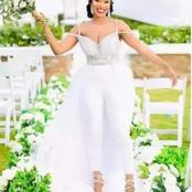 See These Unusual Wedding Gowns