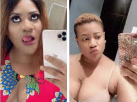 Lovely Pictures Of Popular Actress, Nkechi Blessing Sunday