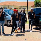 See What Khama Billiat And His Crew did! [See Pics] - opinion