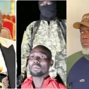 Days After Apostle Suleman, Reno Omokri Begged BokoHaram Not To Kill Pastor Bulus, See What Happened