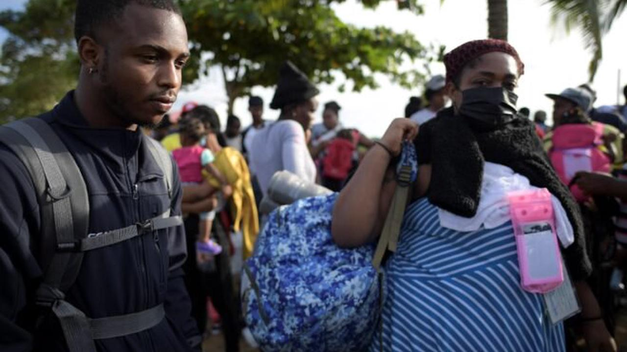 'They won't stop me' : Haitians stuck in Colombia keep sights on US
