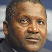 Alinko Dangote Is 64 Years Today, See His Throwback Pictures And That Of His Refinery