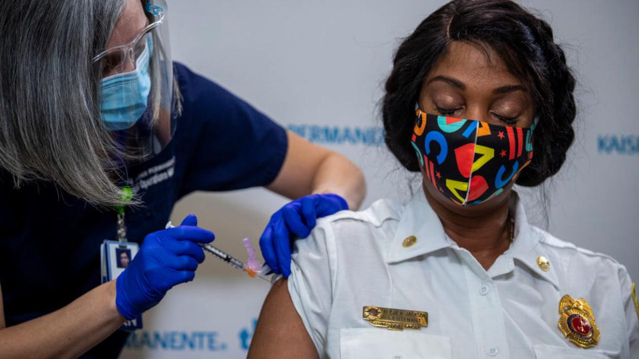 How and When Will You Get Vaccinated? Lack of Trump Admin. Strategy Means Confusion
