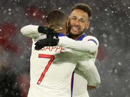 """""""There's no comparison,"""" Neymar on Mbappe vs Messi."""