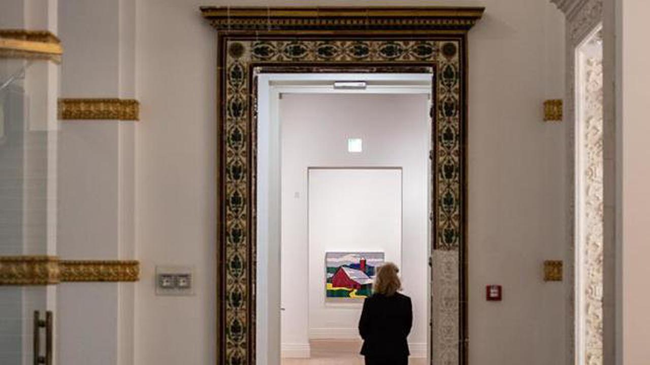 """Berlin: """"The Cool and the Cold"""" im Berliner Gropius Bau"""