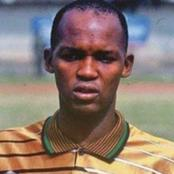 Pitso Mosimane's Discoverer Knew He Would Be A Great Coach Since His Playing Days