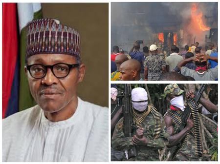 Today's Headlines: Explosive Found In Abia, Buhari Should Resign If He Can't Govern The Country - Deji Adeyanju