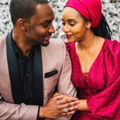 Loved-Up Photos of Murtala Nyako's Son And His Mauritian Wife