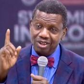 Adeboye- Why many Christians don't have answers to their wishes