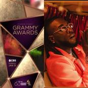 Fans React As Burna Boy Is Allegedly Billed To Perform At The GRAMMYs Awards Backstage