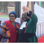 Mzansi Left Speechless After Off Gut After Revealing Raymond Zondo's Wife