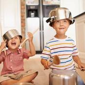 Hilarious Indoor Kids Games That Are Done In Your Absence