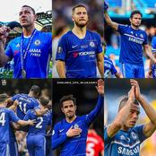 John Terry and Chelsea players who were emotional during their last match for Chelsea
