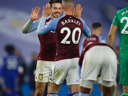 The Resurgence Of Ross Barkley For Aston Villa