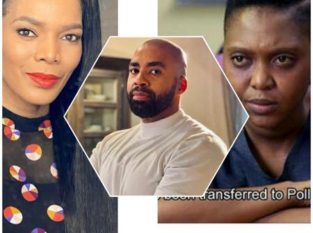 Can The Accusations On Connie Ferguson Be True? Connie Is Blamed About Ending Kagiso's Career
