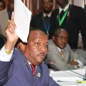 Sonko's Late Night Message To Newspaper Publishers Stirring Online Uproar