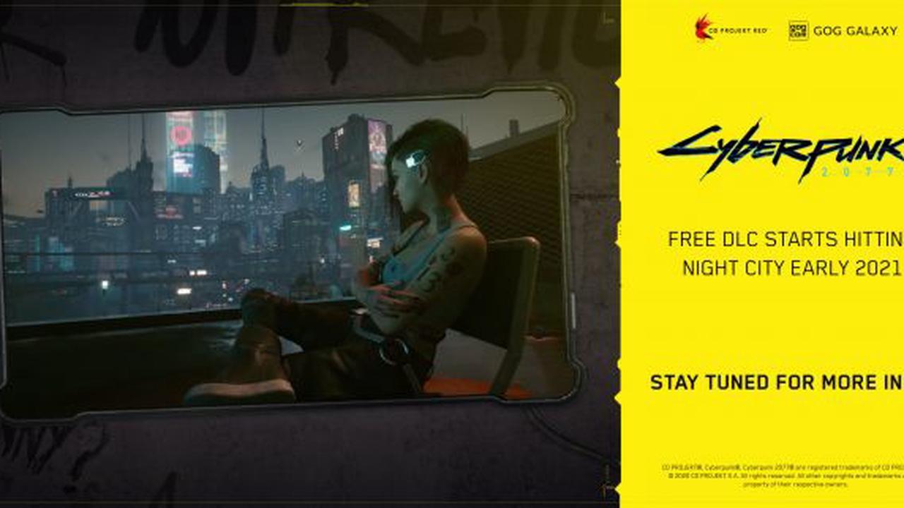 CD Projekt Red reconfirme un DLC gratuit pour début 2021
